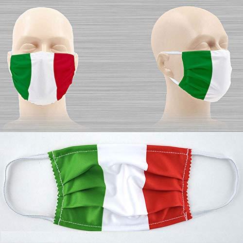 Scampolo Design Schutzmaske Italien, Oeko-TEX® 100 Klasse 1