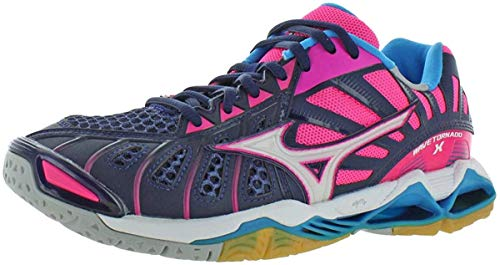 Mizuno Wave Rider 22 Women's Running Shoes - 4 Pink