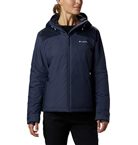 Columbia Women's Jackets, Nocturnal/Dark Nocturnal, Small