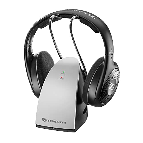 Sennheiser RS 120 II, Cuffie Wireless, Over-Ear, 1, Nero