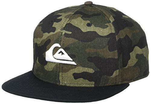 Quiksilver Herren CHOMPERS HAT Baseball Cap, Camouflage, Einheitsgröße