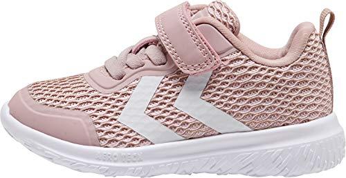 hummel Unisex Kinder Actus Ml Jr Sneaker, Pale Lilac, 35 EU