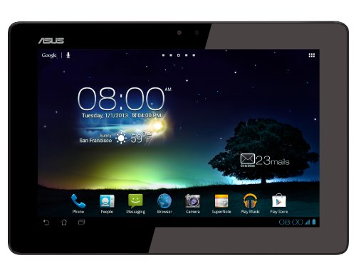 Asus Padfone 2 - 25,6 cm (10,1 Zoll) Tablet-PC Bundle (Qualcomm Snapdragon S4 Pro Quad, 1,5GHz, 2GB RAM, 64GB HDD, Qualcomm Adreno 320, Android OS) weiß inkl. Dockingtablet