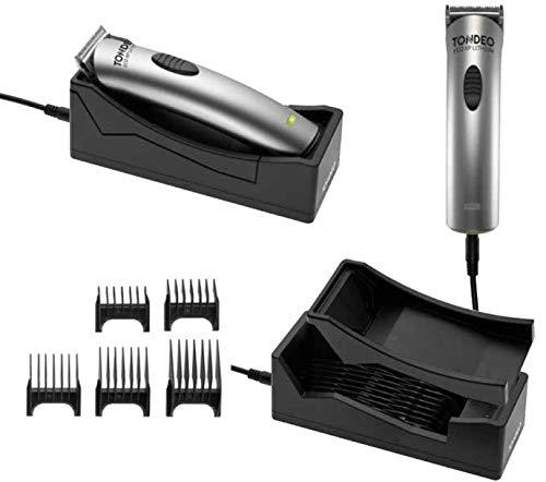 ECO XP Lithium Tondeo Solingen Haarschneidemaschine Silber