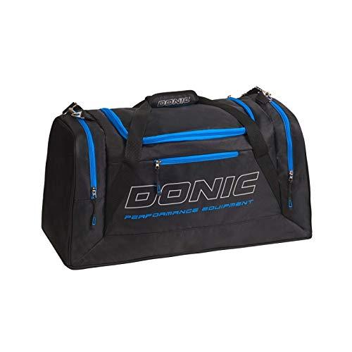 DONIC Sporttasche Sentinel Optionen St, schwarz/Cyan