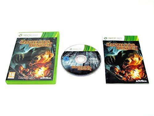 Cabela's Dangerous Hunts 2011 Microsoft XBox 360 Game UK PAL