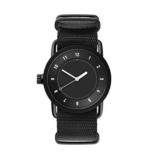 TID Watches TID01-36BK - Orologio da uomo e donna, collezione numero 1