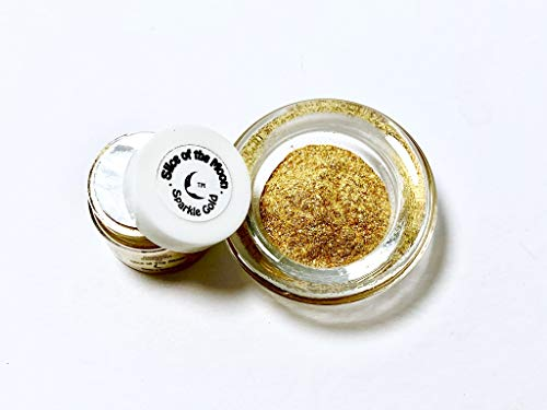 Sparkle Gold Ethical Mica Powder