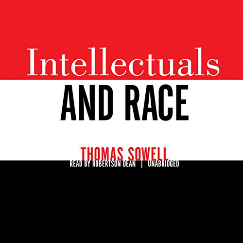 Intellectuals and Race  Audiolibri