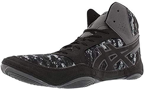 ASICS Snap Down 2 Wrestling Shoes, Digital Camo/Black/Carbon, Size 11
