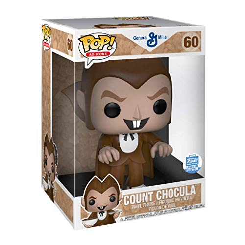 """Funko Count Chocula 10"""" Super Sized POP! Ad Icons Limited Edition Vinyl Figure #60"""
