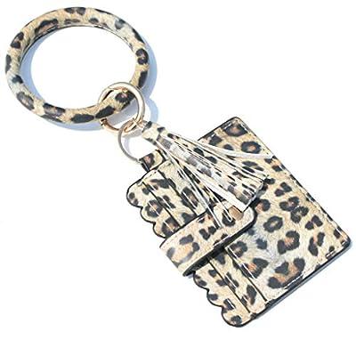 Wristlet Bracelet Keychain Pocket Credit Card H...