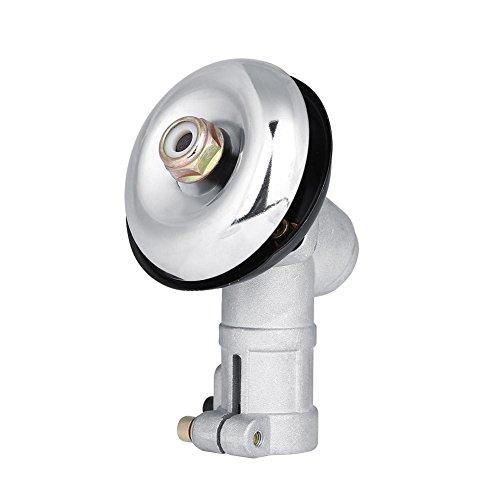 Fdit Testa Gear la Tosaerba Rotonda Rod della Testa 26 mm ingranaggio sostituisce la Scatola velocità Tosaerba Prato Erba di decespugliatore