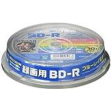 HI-DISC BD-R HDBDR130RP10 (6倍速/10枚)