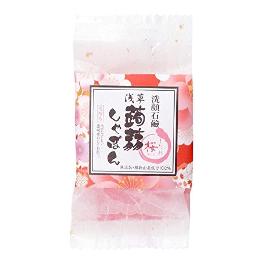 オーロック腰精通した浅草蒟蒻しゃぼん浅草 枝垂桜(しだれさくら)