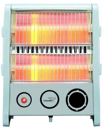 V-Guard 800-Watt Electric Quartz Room Heater RH2QT-1000