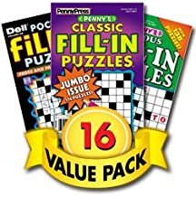 Penny Dell Fill-In Lovers 16-Pack