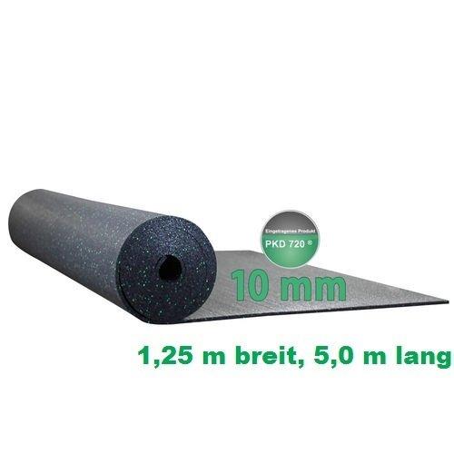 Antirutschrolle PKD 720 1,25 m breit, 5 m lang, 10 mm stark