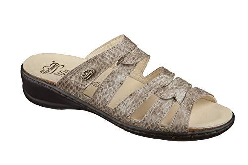 Feliz Caminar - Sandalia Piel Antideslizantes y Cómodas para Hombre y Mujer   Frescas para Vestir en Epocas de Calor Verano Primavera   Modelo Sana 13300