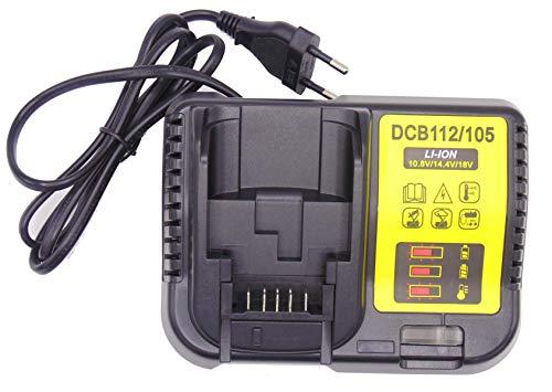 GOLEMON 18V 20V DCB105 cargador para DEWALT DCB204 Elektrowerkzeuge DCB182 DCB184