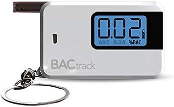 BACtrack Go Keychain Breathalyzer Alcohol Tester