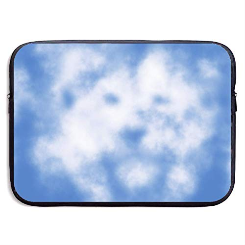 JKOVE Borsa per PC Portatile,Printed Cloud Sky Lion Ultrabook Briefcase Sleeve Bags Cover for MacBook Pro/Acer/Asus/Lenovo Dell