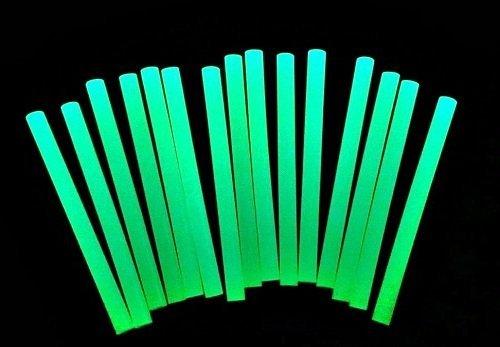 Glue Gun Sticks Adhesives Halloween GLOW in the Dark Mini 5/16 (.25