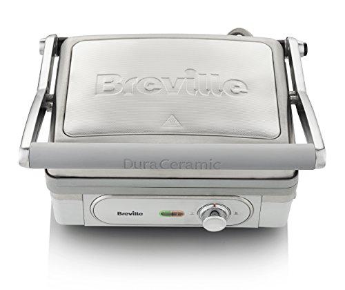 Breville VHG026X Ultimate Grill mit Duraceramic Beschichtung