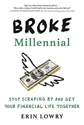 broke millennial by erin lowry – best personal finance books