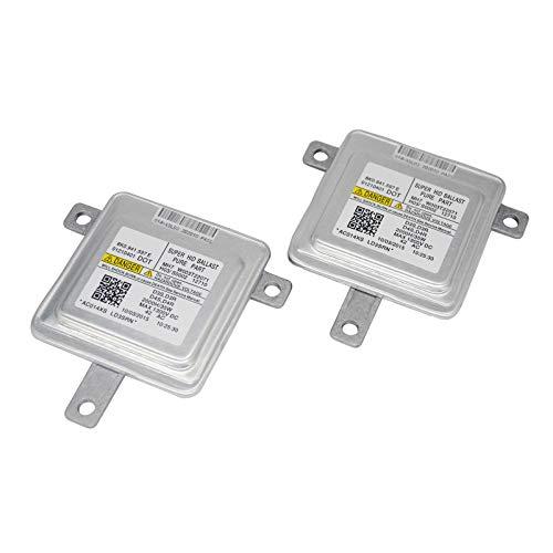 ZEALfix Xenon HID Scheinwerfer Steuergerät Vorschaltsteuergerät 8K0941597E W3T21071