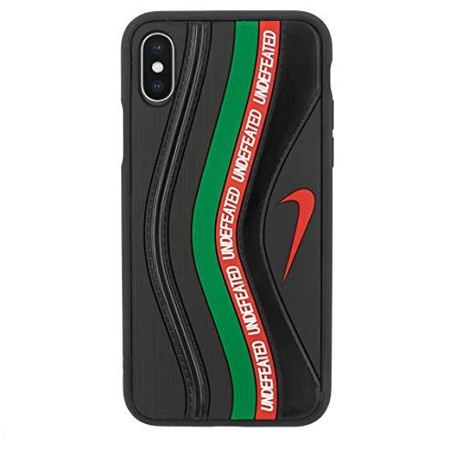 Funda protectora para iPhone, diseño 3D, modelo Air Max 97, Sean W/Undefeated, diseño oficial texturizado que absorbe los golpes