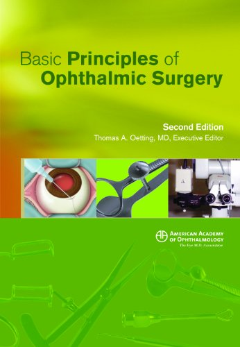 Basic Principles of Ophthalmic Surgery, Second Edition