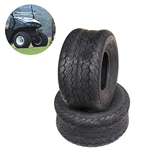 BABYCOW Neumáticos Scooter eléctrico, neumáticos Carretera 8 Pulgadas, neumáticos súper portátiles 18x8,50, reemplazo neumático Coche Patrulla Gore Ball