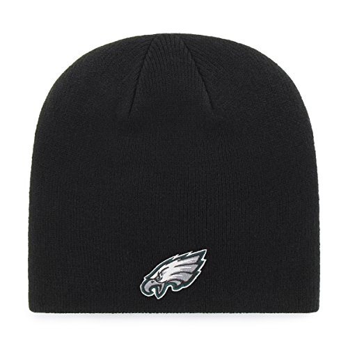 OTS NFL Philadelphia Eagles Men's Beanie Knit Cap, Team Color, One Size
