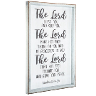 Numbers 6: 24-26 Wood Wall Decor | Hobby Lobby | 1467315