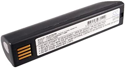 Replacement Battery Part No.50121527-005 for Keyence HR-100, Barcode Scanner Battery