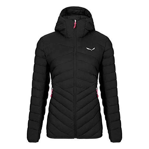 Salewa 00-0000027884_910 Jacket Femme, Black Out, FR : XS (Taille Fabricant : 40/34)