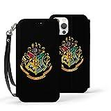 ホグワーツ ハリー·ポッター 魔法 スクール iPhone12 /iPhone12 Pro/ iPhone12mini/iPhone12Pro Max携帯電話ケース 全面保護 手帳型 財布型 PUレザー 携帯カバー