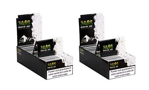 Cartine Jass–2Scatole di 25taccuini
