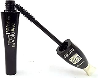 3 x Bourjois Paris Twist Up The Volume Mascara 8ml - 52 Ultra Black Edition New