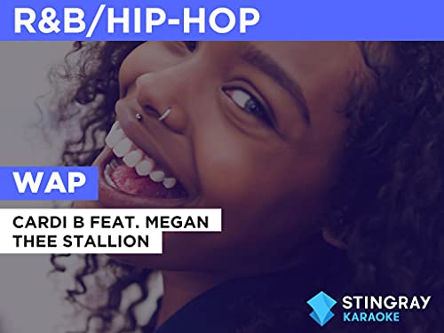 WAP in the Style of Cardi B feat. Megan Thee Stallion 🔥