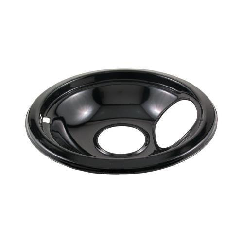 JAYBRAKE Stanco 415-6 Whirlpool(Tm) Black Porcelain Replacement Bowls (6)