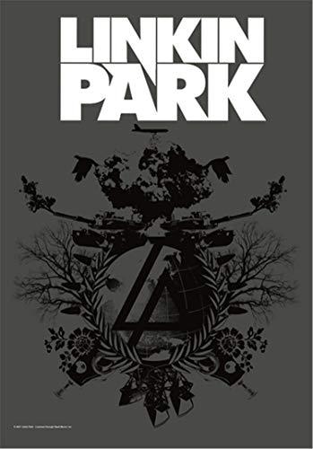 LINKIN PARK POSTERFLAGGE FLAGGE FAHNE PLAN B