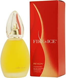 Fire & Ice/Revlon Cologne Spray 1.7 Oz (W)
