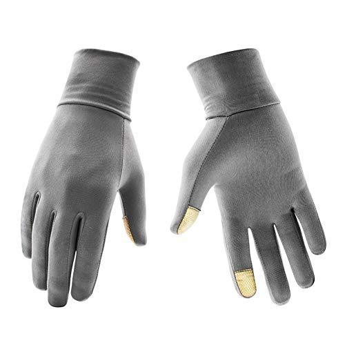 Pantalla táctil caliente del invierno térmica guantes llenos for deporte al aire...