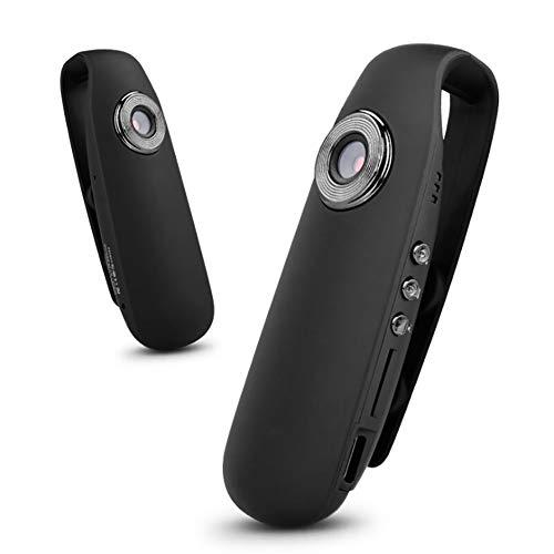 Faus Koco Grabador de Video al Aire Libre, Mini videocámara portátil HD 1080P grabadora de Video Adecuada para Exteriores