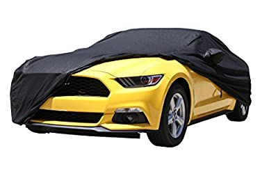 XtremeCoverPro Gold Series Waterproof 100% Breathable Car Cover for Select BMW 320i 328i 328D 335i Sedan 2015