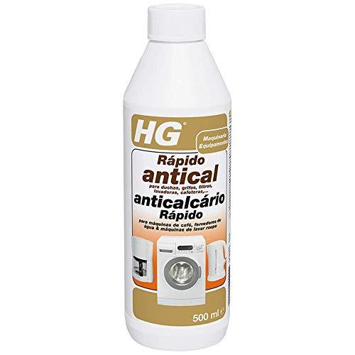 HG 174050130 Rapido antical 500 ml – es un descalcificador de hervidores de agua y cafeteras