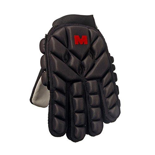 Malik Hockey-Handschuh Absorber Light (schwarz) für Halle-XS