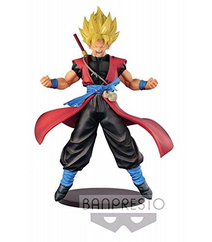 Dragon Ball Figura de Colección Son Goku Xeno 18cm Super Dragonball Heroes Vol. 1 Gokou BANPRESTO Japan